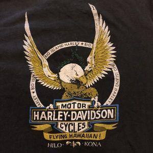 Other - Vintage Harley Davidson graphic T